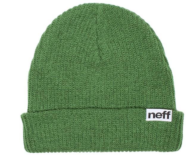 Fold Forest Green Beanie - Neff
