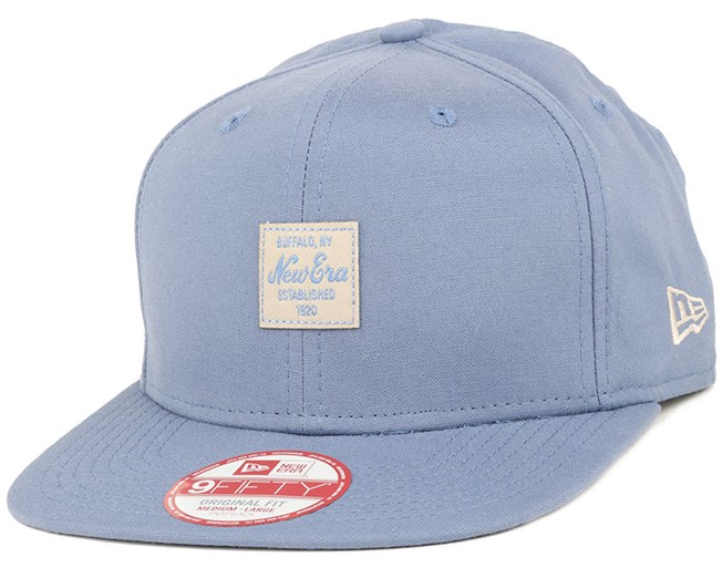 Oxford Patch Blue 9Fifty Snapback - New Era