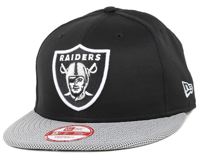 Oakland Raiders Visor Mesh 9Fifty Snapback - New Era