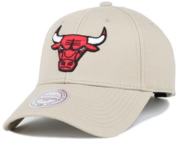 Chicago Bulls Low Pro Sand Adjustable - Mitchell & Ness