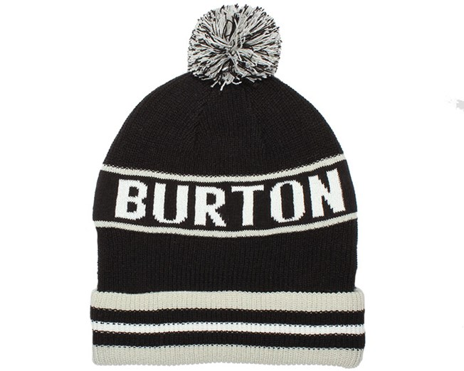 Trope True Black Beanie - Burton