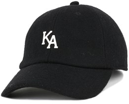 Letterman Black Adjustable - King Apparel