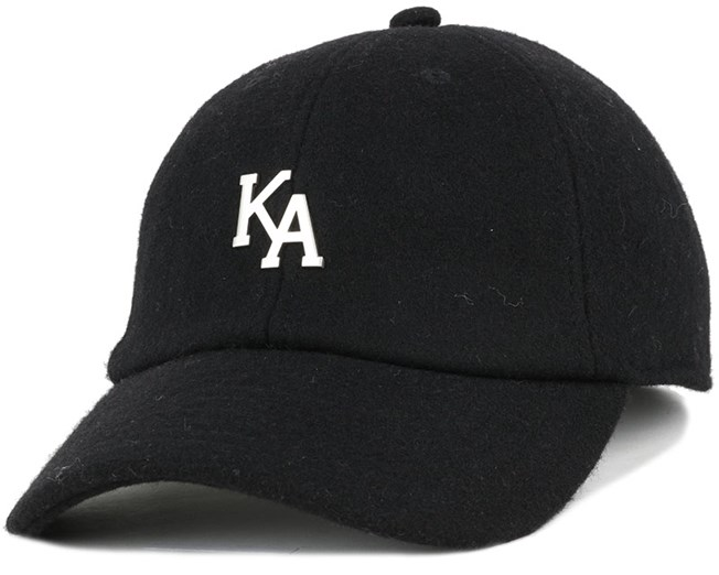 Letterman Black Adjustable - King Apparel