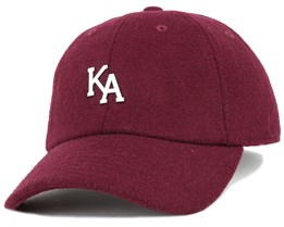 Letterman Maroon Adjustable - King Apparel
