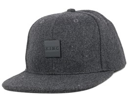 Sterling Grey Snapback - King Apparel