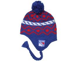 NY Rangers Tassle Knit - Reebok