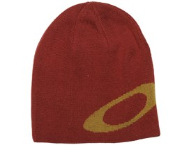 Mainline Fired Brick Beanie - Oakley