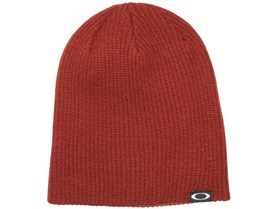 Backbone Fired Brick Beanie - Oakley