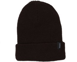 Heist Dark Brown Beanie - Brixton
