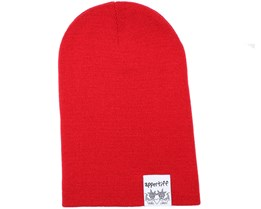 Hightop Beanie Classic Red - Appertiff