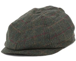 Brood Moss/Copper Flat Cap - Brixton