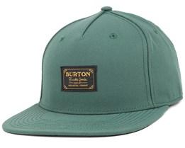 Hudson Duck Green Snapback - Burton