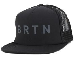 I-80 True Black BRTN Snapback - Burton