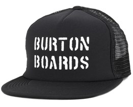 I-80 True Black Boards Snapback - Burton