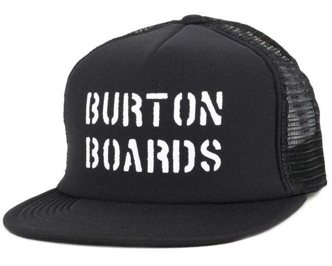 I-80 True Black Boards Snapback - Burton