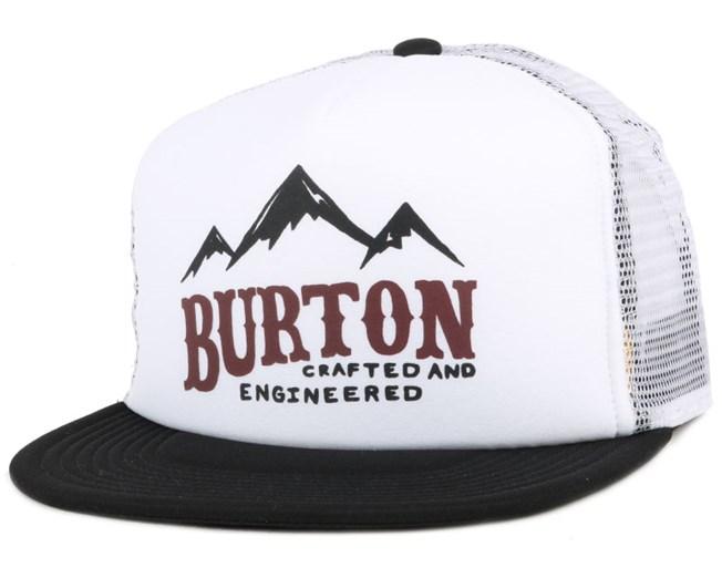 I-80 Stout White MTN Snapback - Burton