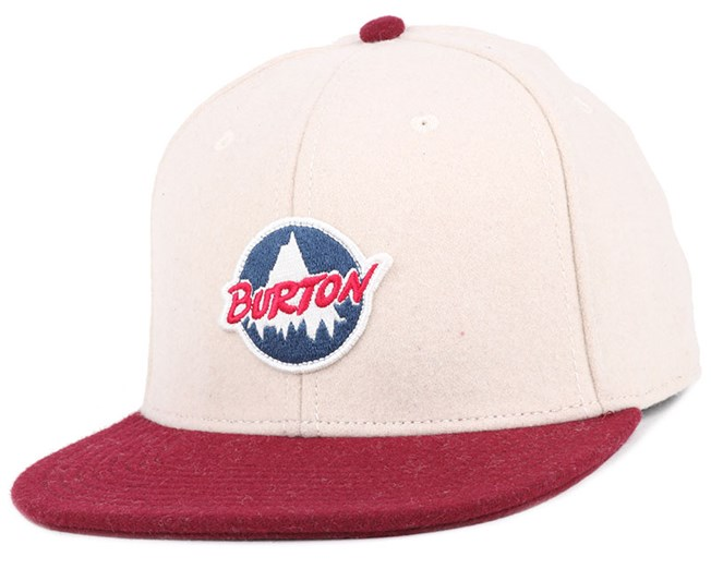 61744e5f667 Home Team Wino Snapback - Burton cap - Hatstore.at