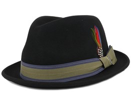 Player Woolfelt Black - Stetson