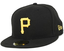Pittsburgh Pirates Team Structured Game 59Fifty - New Era