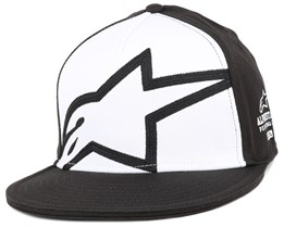 Holeshot Black Fitted - Alpinestars