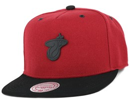 Miami Heat Demand 2.0 Snapback - Mitchell & Ness