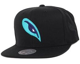 Charlotte Hornets Elements Snapback - Mitchell & Ness