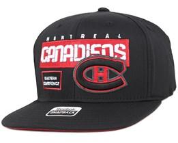 Montreal Canadiens Cool N Dry Snapback - Reebok