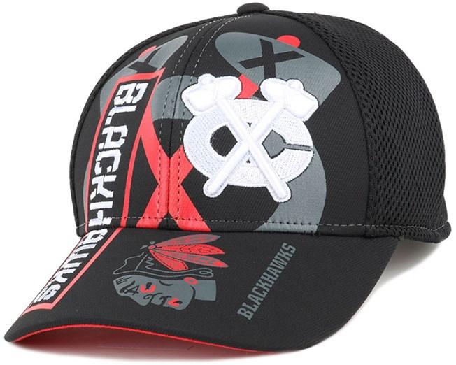 Chicago Blackhawks Cool N Dry Adjustable - Reebok