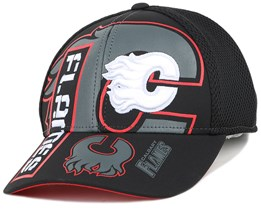 Calgary Flames Cool N Dry Adjustable - Reebok