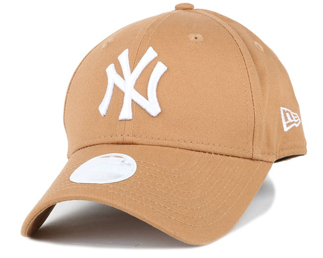 NY Yankees League Essential Woman Wheat 940 - New Era