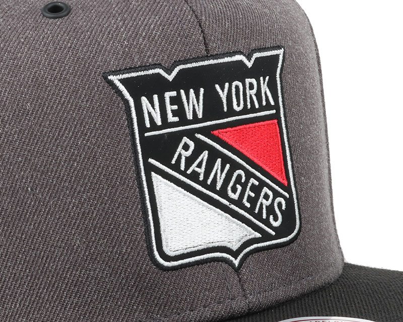 ny rangers g3 logo snapback mitchell ness casquette. Black Bedroom Furniture Sets. Home Design Ideas