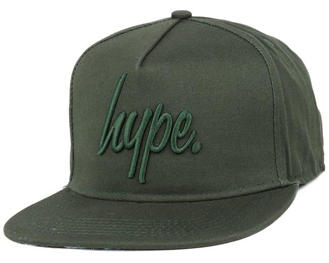 Holiday16 Green Snapback - Hype