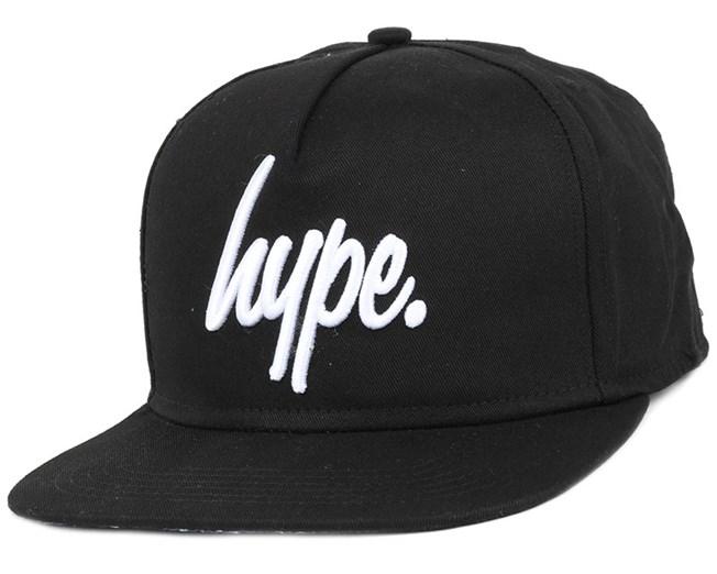 Holiday16 Black Snapback - Hype