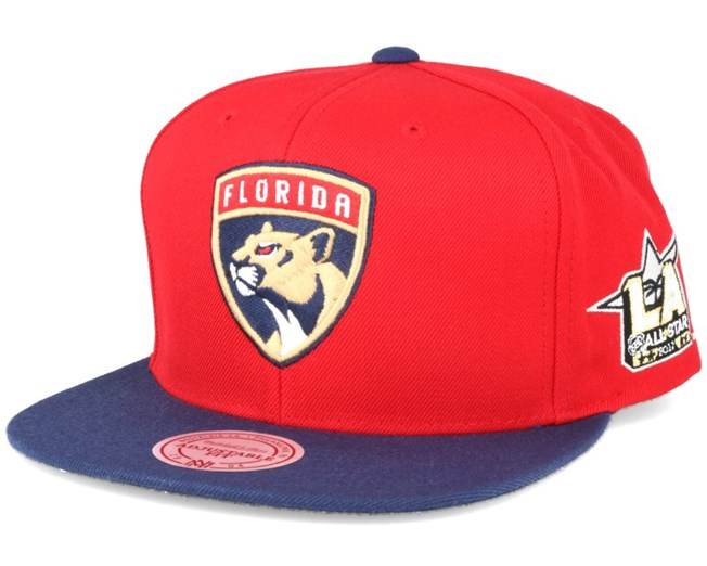 reputable site 28015 d4432 ... greece florida panthers nhl 2017 asg 2t snapback mitchell ness 62781  126c9