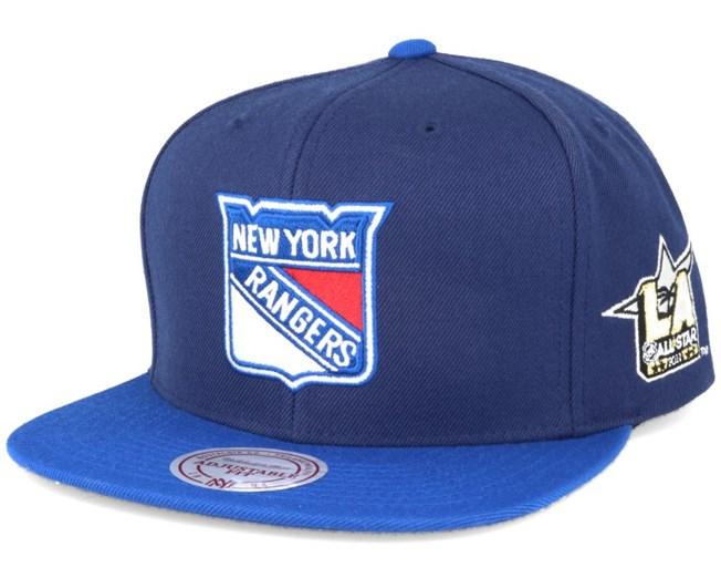 NY Rangers NHL 2017 ASG 2T Snapback - Mitchell & Ness