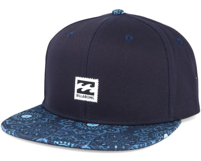 Sly Navy Snapback - Billabong