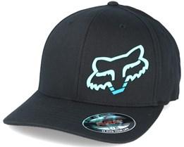 Seca Head Black Flexfit - Fox
