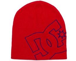 Big Spin Athletic Red Mössa - DC