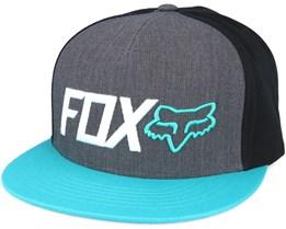 Obsessed Black Snapback - Fox