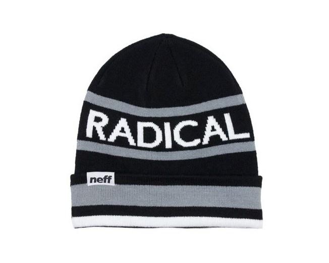 Radical Black/Grey - Neff