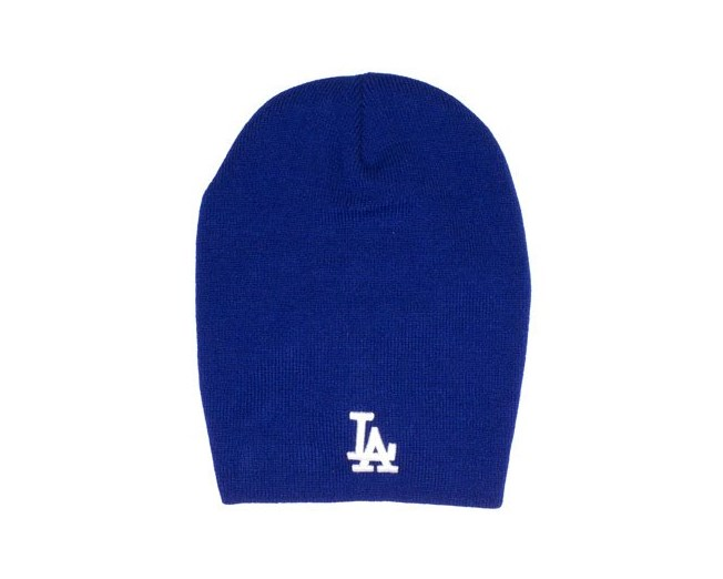 LA Dodgers Gathered Slouch - New Era