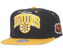 Boston Bruins Team Arch - Mitchell & Ness