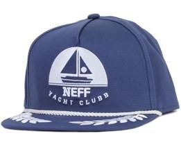 Yachter Snapback Navy - Neff