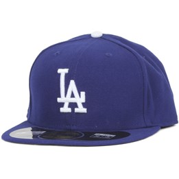 Only 1 left! New Era LA Dodgers Authentic 59fifty ... 11168d4fc5