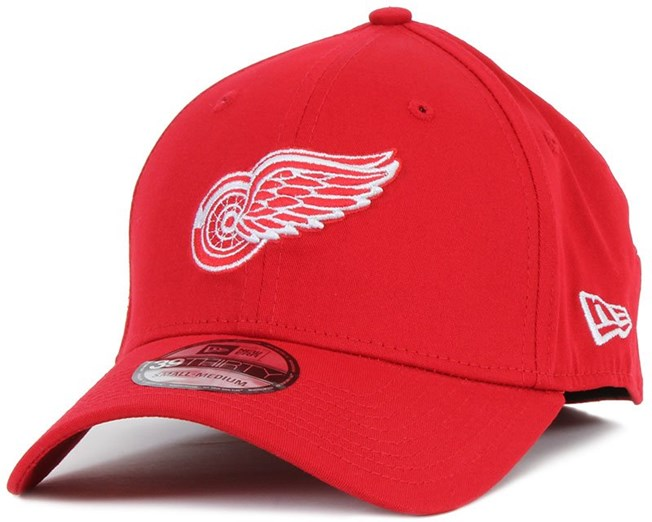 Detroit Red Wings NHL Team Basic Red 39Thirty - New Era