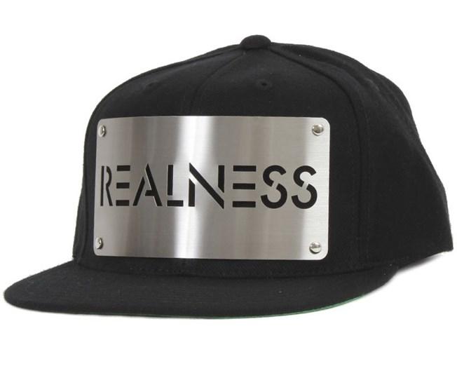 Realness Snapback - Karl Alley
