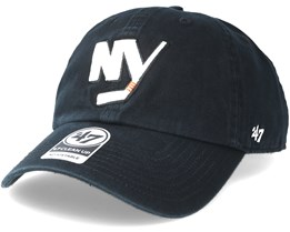 New York Islanders Clean up Black Adjustable - 47 Brand