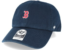 Boston Red Sox Abate Clean Up Navy Adjustable - 47 Brand