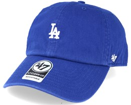 Los Angeles Dodgers Abate Clean Up Royal Blue Adjustable - 47 Brand