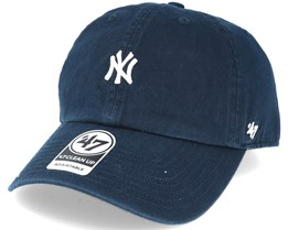 New York Yankees Abate Clean Up Navy Adjustable - 47 Brand